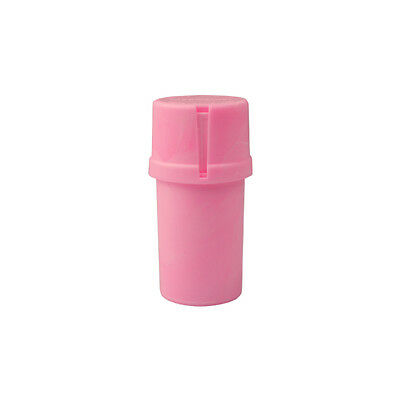 Medtainer Storage Container w/ Built-In Grinder - Pink (Free Shipping)