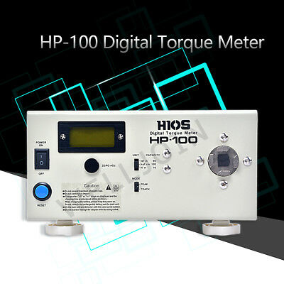 HP-100 Digital Torque Meter Screw driver/Wrench measure/Tester