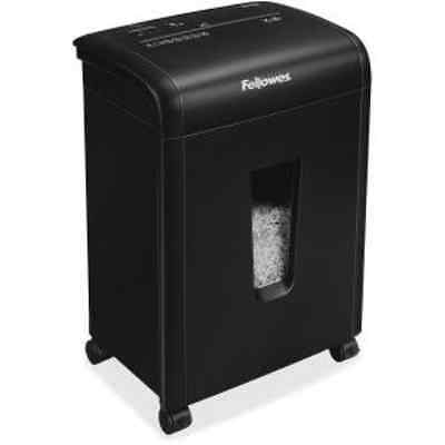 Fellowes Powershred 62MC 10-Sheet Micro-Cut Paper and Credit Card Shredder with