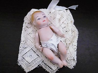 """Bisque Baby 5"""" Jointed"""