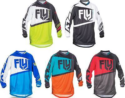 2017 Fly Racing F-16 Jersey - MX ATV Motocross Off-Road Dirt Bike Riding Gear