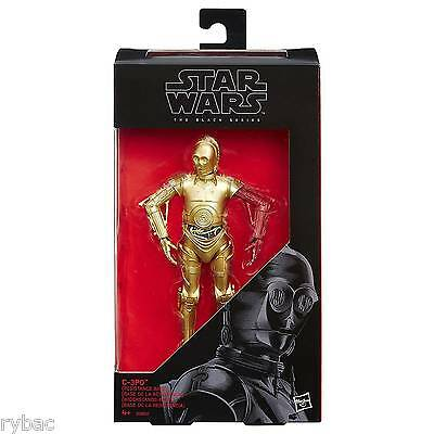 Star Wars Rogue One Black 6In C3Po Resistance Base Action Figure