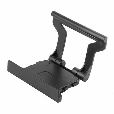 TV Clip Mount Mounting Stand Holder for Microsoft Xbox 360 Kinect Sensor GT
