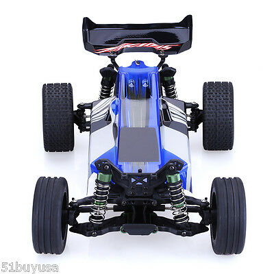 WLtoys A303 1/12 2.4G 2WD OFF-ROAD AUTO RC MONSTER TRUCK ELETTRICO 35km/h RTR