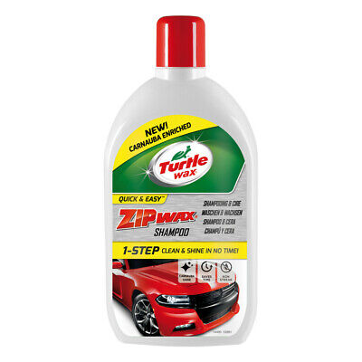 TW38532 - Zip Wax, shampoo cera - 1000 ml - Turtle Wax