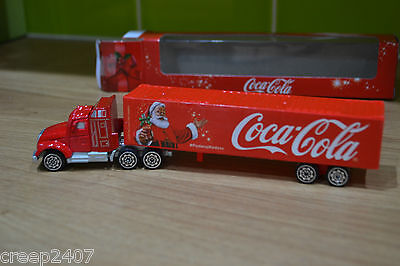 Coca Cola Christmas Truck Holidays Are Coming TV Advert Perfect Gift Brand New