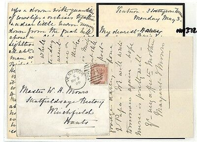 NN372 GB *VENTNOR* Hampshire Cover and Contents