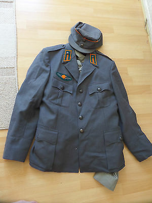 Finnish army current issue Frontier guards uniform