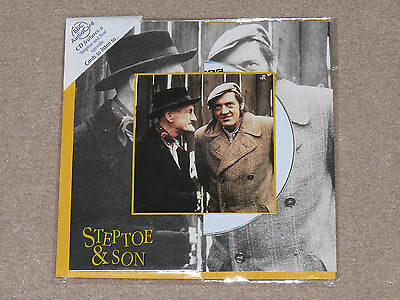 Original STEPTOE AND SON Audio CD BIRTHDAY CARD GIFT with ANY OLD IRON Episode