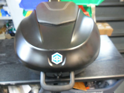 Piaggio Mp3 Used Medium Top Box Including New Capsizing Read Advert 673836S0No