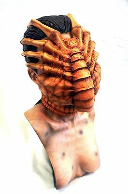 Alien Facehugger 1/1 Life Size Bust Statue Xenomorph Colonist HR Giger 2 of 2
