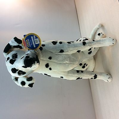 "Melissa & Doug Giant Plush Dalmatian Stuffed Animal 32"" Tall"