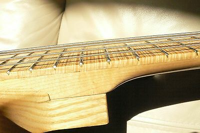 Manche Jazz Bass lutherie professionnelle
