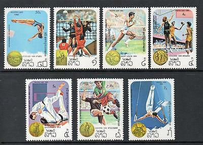 Laos MNH 1984 Olympic Games