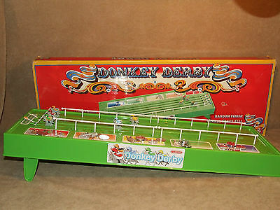 Donkey Derby Game By Casdon Boxed Battery Operated