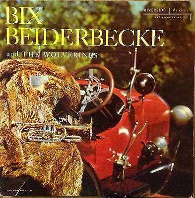 Bix Beiderbecke-And The Wolverines-Riverside 12-123-NICE