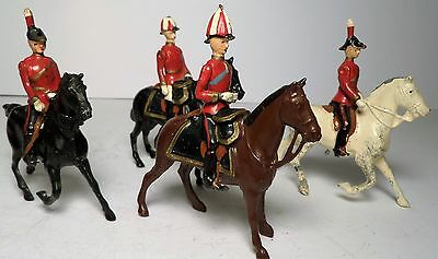 Britains Set #201 Staff Officers
