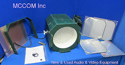 AAdynTech ECO Punch Plus LED Light Green Used w/ 4 attachments