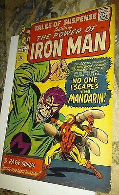 Tales of Suspense #55 (Jul 1964, Marvel) 2.5