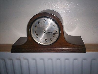 Nap hat Mantle Clock with Westminster chime