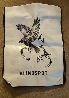 SDCC 2016 Blindspot Swag bag Backpack Exclusive Comic Con WB Tote