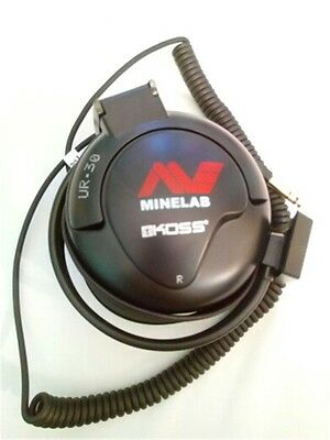 Metal Detector Headphone Headset Handsfree for MD-G-PX4500/MD-GP-X5000