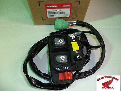 Genuine Honda Electric Shift Switch Assembly Trx420 Rancher     35140-Hp7-A02