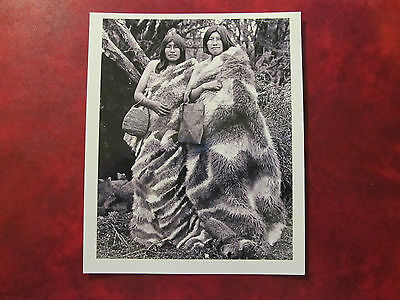 Chile - New Postcard - Selk'nam People - Indians Of Southern Chile (4)
