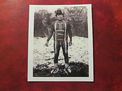 Chile - New Postcard - Selk'nam People - Indians Of Southern Chile (5)