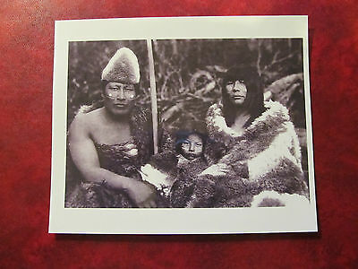 Chile - New Postcard - Selk'nam People - Indians Of Southern Chile (11)