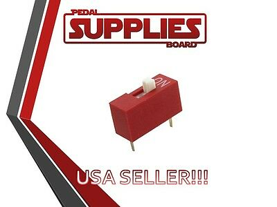 Qty 2 1 Position Dip Switch USA Seller