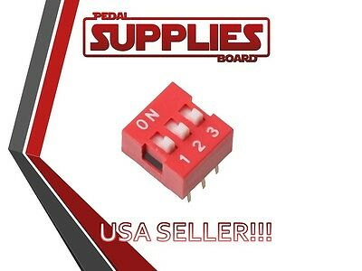 Qty 2 3 Position Dip Switch USA Seller