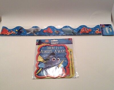 Disney Finding Dory Nemo Bulletin Board Boarder Classroom Decor Teacher Resource