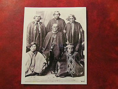 Chile - New Postcard - Mapuches' S People - Indians Of Central Chile (3)