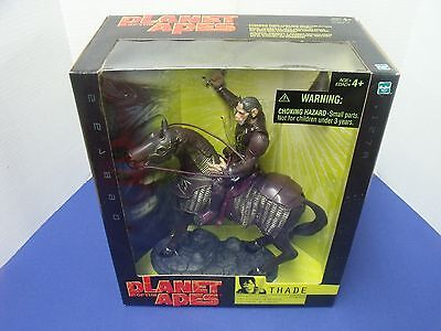 Collectible, Planet Of The Apes,Thade Figure HASBRO, With Horse, In Good Shape