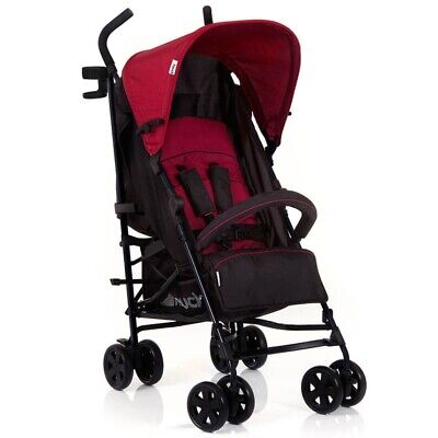 Hauck Baby/Child/Kid Speed Plus Lightweight Pushchair/Pram/Stroller/Buggy