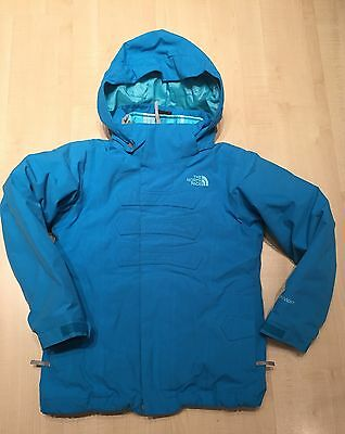 THE NORTHFACE Outdoor Winterjacke S (7-8) 3in1 Triclimate System Hellblau 179,-€