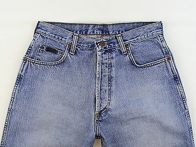 Wrangler Kathy  Blue Vintage Straight Tapered  Jeans High Waisted W30 L32 21571)