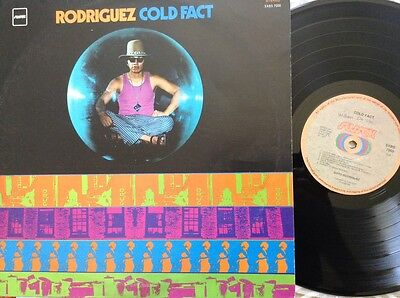 Rodriguez Cold Fact Lp South Africa 1974 Sussex Sxbs 7000 Rare Interpak Ex