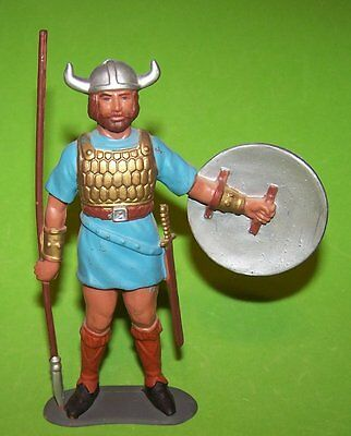 Rare! 1963 Marx 6 Inch Tall Viking Warrior Excellent