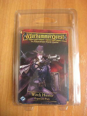 Witch Hunter Expansion pack Warhammer Quest Card Game Fantasy Flight new