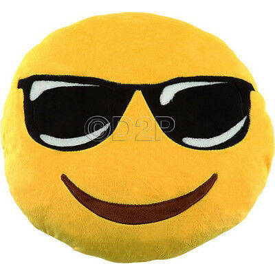 Hot Water Bottle Cherry Pit Pillow Warmer Funny Smiley Emoticon Printed Emoji