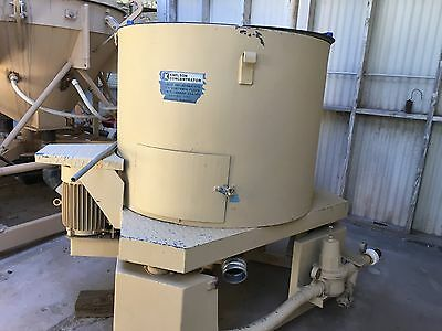 Knelson Concentrator Bowl Recovery With Feed Pump