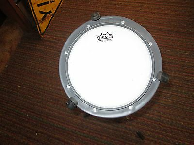 """Remo 10"""" Practice Drum with Stand"""