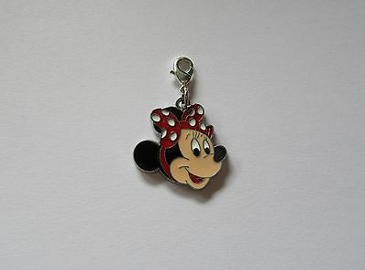 NEW Minnie Mouse Enamel Pet Cat / Kitten Dog Jewellery Collar Lead Clip on Charm