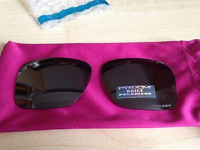 Genuine Oakley Sliver XL Prizm Daily Polarised Replacement Lens New