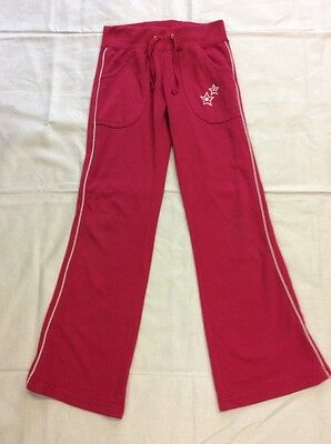 Pink Jogging Tracksuit Bottoms 9-10 Yrs