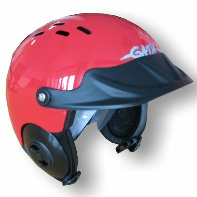 GATH Wassersport Helm GEDI Gr. M safety red Windsurfen Surfen Kiten Kajak JetSki