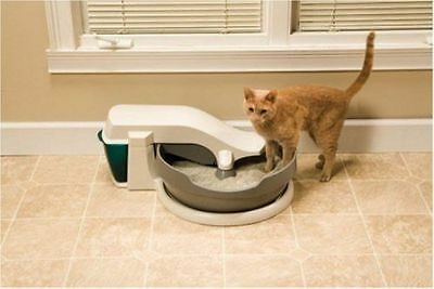 PetSafe Simply Clean Continuous-Clean Litter Box, New, Free Shipping