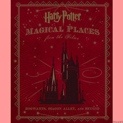 Harry Potter: Magical Places from the Films (Jody Revenson | HB | Brand NEW)